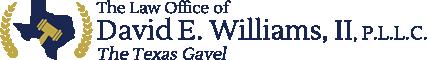 Arlington Personal Injury Lawyer David E. Williams, II